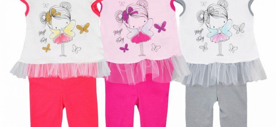 ubranka dla niemowląt 2